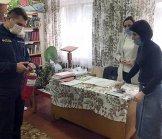 Закарпатські рятувальники перевіряють на безпеку майбутні виборчі дільниці
