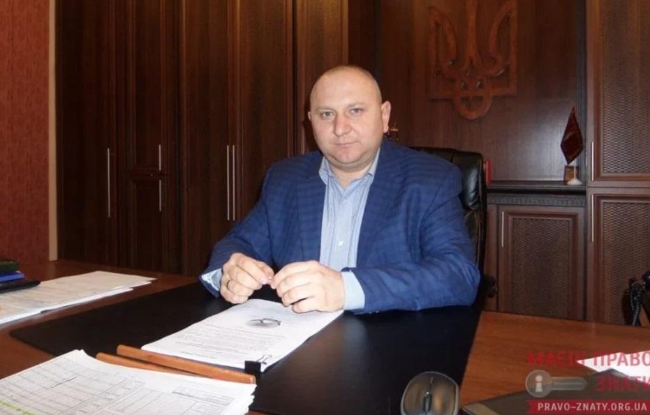 Поліцію Ужгорода очолив Олег Янчинський (ФОТО)