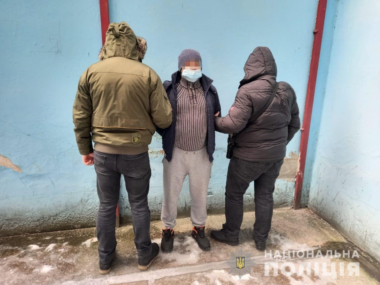 Закарпатця, що переховувався через хуліганство та грабіж, затримали на Київщині (ФОТО)