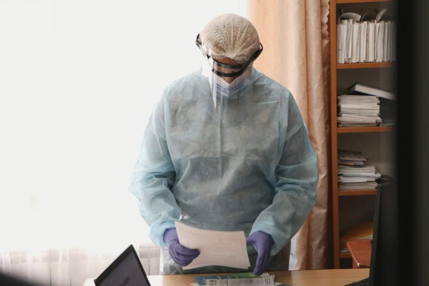 287 випадків COVID-19 виявлено на Закарпатті за добу, померли 3 пацієнтів